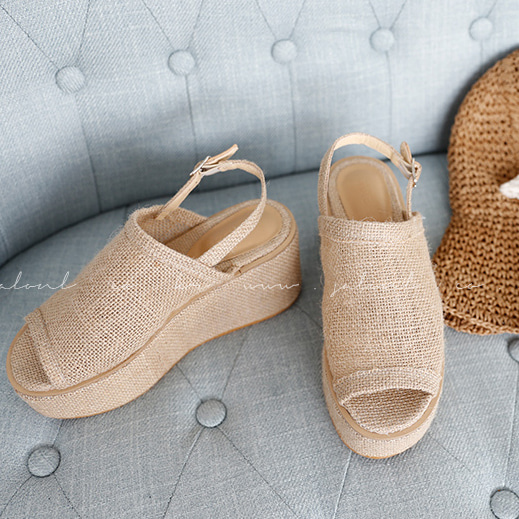 마르니 wedge sandal